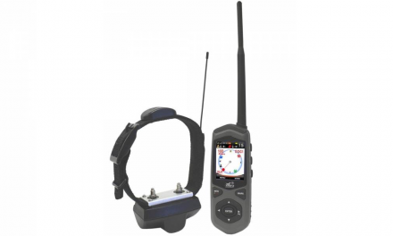 Dog Expedition TC1 Border Patrol GPS System
