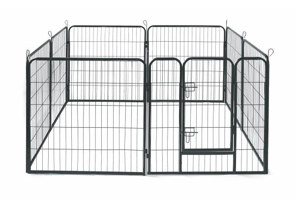 Allmax Metal Pet Fence