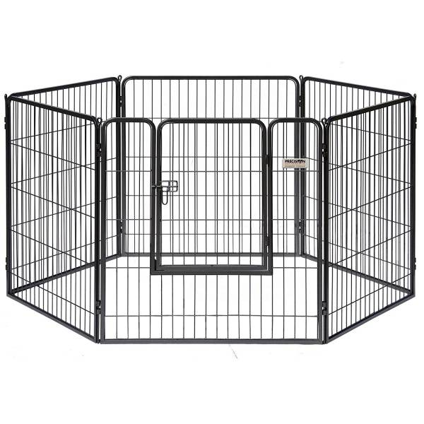 Precision Pet Courtyard kennel