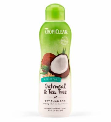 TropiClean Pet Shampoo