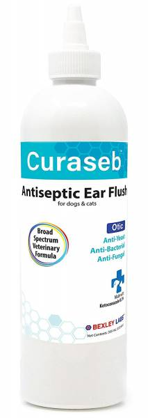 Curaseb dog ear treatment