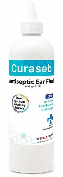 Curaseb dog ear treatment
