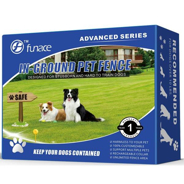 FunAce Pet in-ground Fence