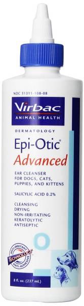 Virbac Epi-Otic dog ear drops