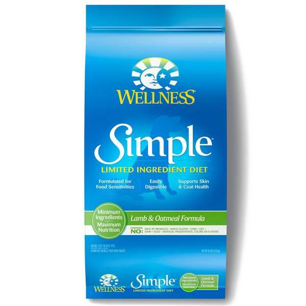 Wellness Simple limited ingredients diet
