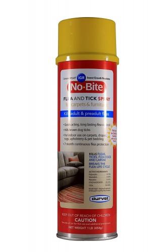 Durvet flea spray for house