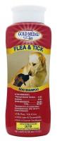 Gold Medal Pets dog flea shampoo