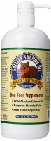 Grizzly dog fish oil