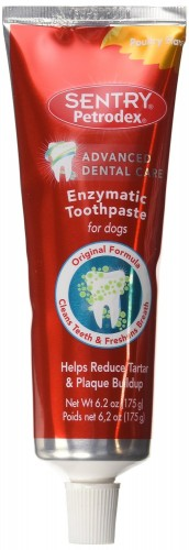 Petrodex Enzymatic dog toothpaste