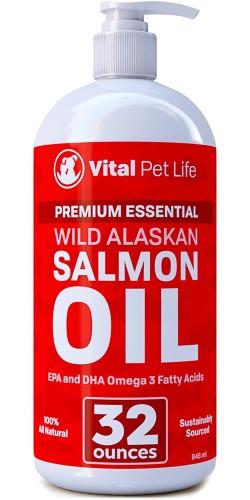 Vital Pet Life fish oil for pets