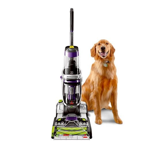 Bissell ProHeat 2X vacuum for pet hair