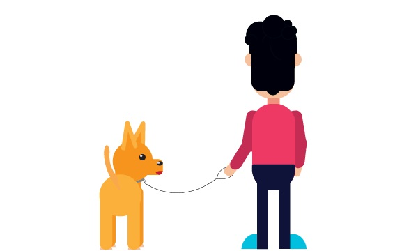 Training Your Dog for a Loose Leash Walk