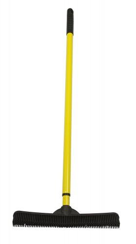 Evriholder rubber broom for dog hair