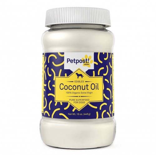 Petpost Coconut Oil For Dogs