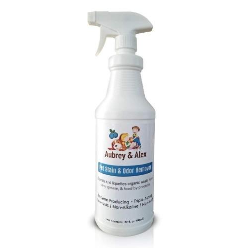 Aubrey & Alex Best Pet Stain & Odor Remover