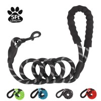 Bolux 5ft Padded Handle Rope Leash