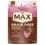 MAX Grain Free  dog food