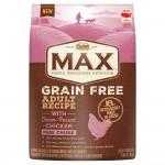 MAX Grain Free  dog food