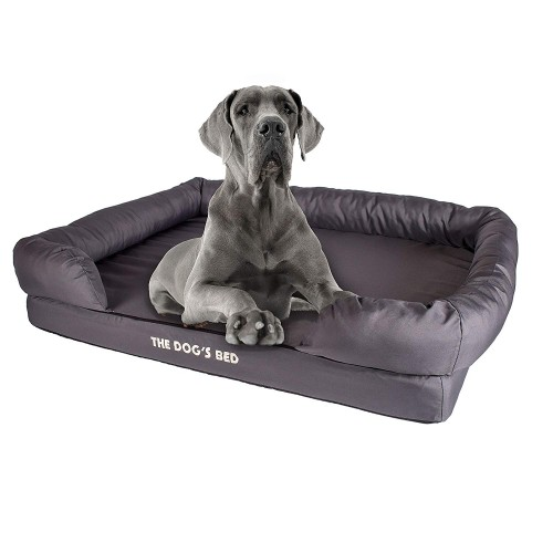 The Dog's Bed, Premium Memory Foam Orthopedic Waterproof Dog Bed