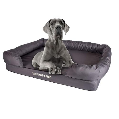 The Dog's Bed, Premium Memory Foam Orthopedic Waterproof Dog Bed