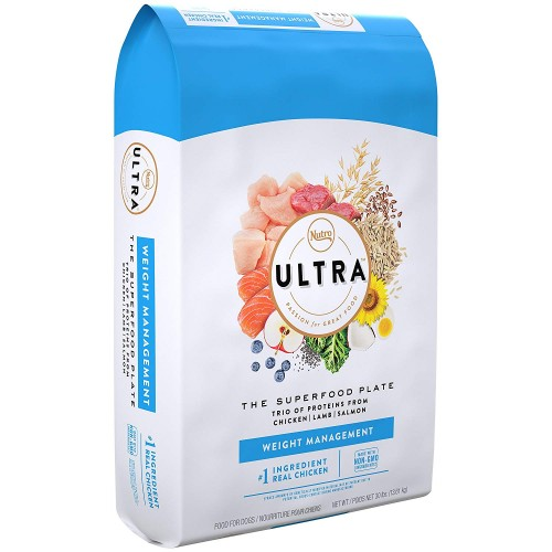 ULTRA nutro dog food
