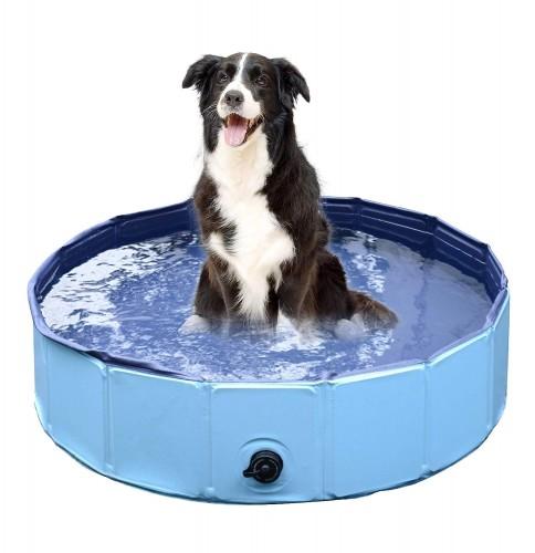 Jasonwell Foldable Dog Pet Bath