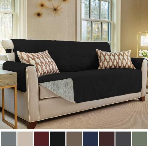 Gorilla Grip Original Slip Resistant Sofa Slipcover Protector