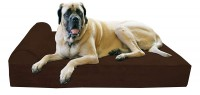 "Big Barker 7"" Pillow Top Orthopedic Dog Bed for Large and Extra Large Breed"