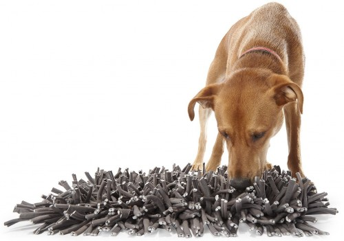 Wooly Snuffle Mat - Feeding Mat for Dogs