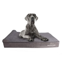 The Dog's Bed, Premium Orthopedic Memory Foam Waterproof Dog Bed