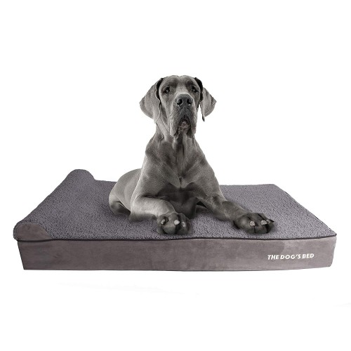 The Dog's Bed, Premium Orthopedic Memory Foam Large Dog Bed