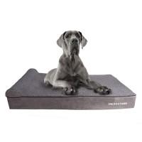 The Dog's Bed, Premium Orthopedic Memory Foam Waterproof Dog Bed