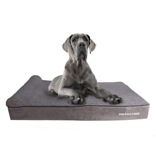 The Dog's Bed, Premium Orthopedic Memory Foam Large Dog Bed