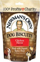 Newman'S Own Dog Biscuits