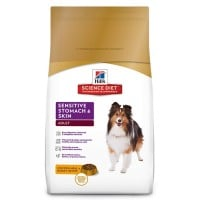 Hill's Science Diet Adult Sensitive Stomach & Skin Dog Food