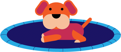Swimline Dog Days Bone Float