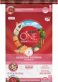 Purina ONE SmartBlend Sensitive Systems Adult Formula Dry Dog Food