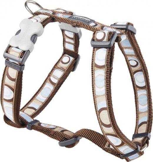 Red Dingo Designer Circadelic Dog Harness