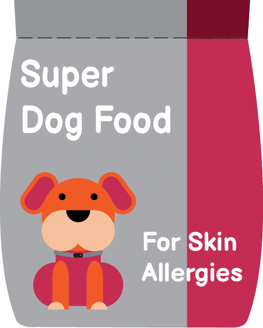 dog food for skin allergy