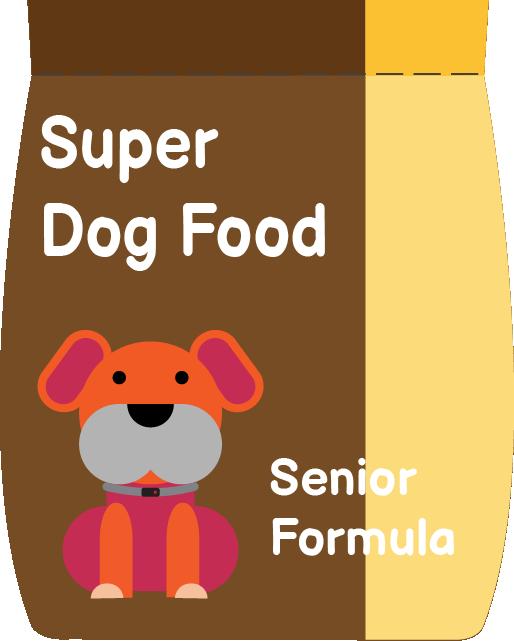 senior dog food